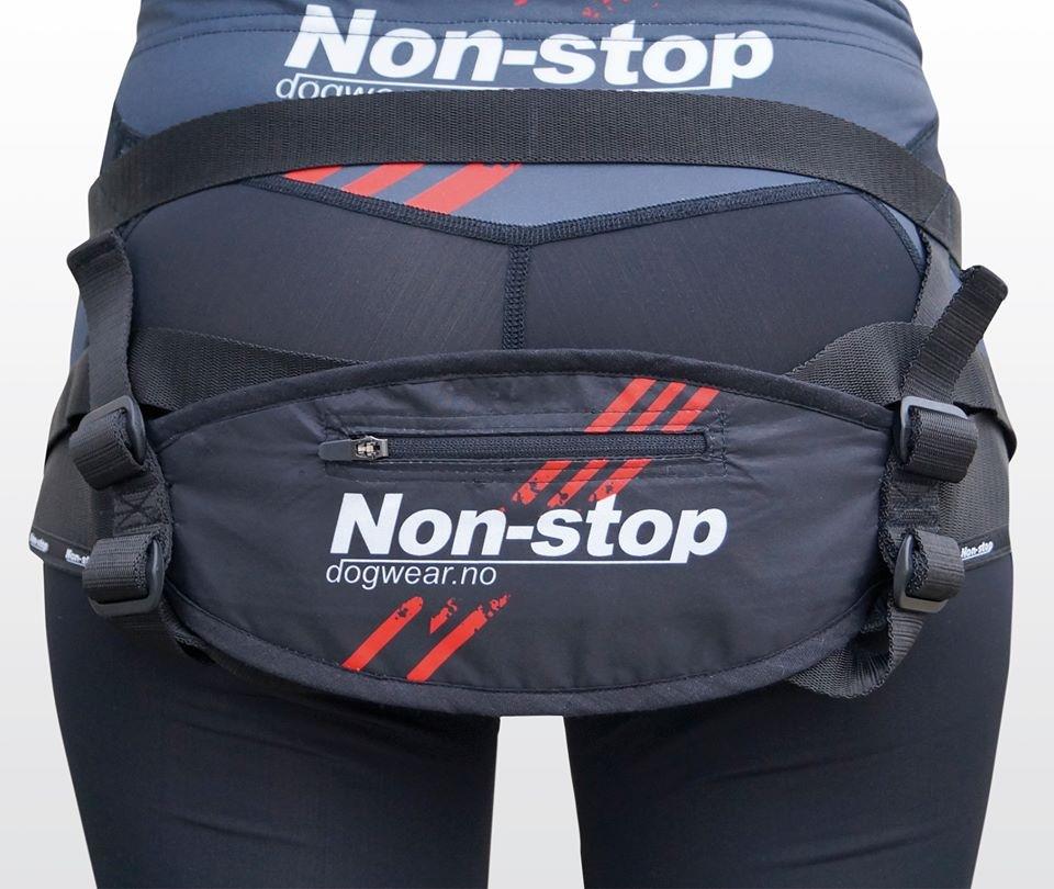 canicross running belt